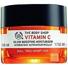 The Body Shop Vitamin C Glow Boosting Moisturizer, 1.69 Oz