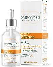Serum Facial 10% Niacinamida | 62% Disminución Manchas, Melasma | Dermatológico Dermacosmético |Control de Grasa y Poros | 60% MásCantidad vs otros | TOLERANZA Suero Facial