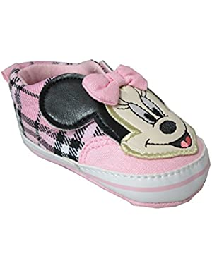 Minnie Mouse Baby-Girls Sneakers