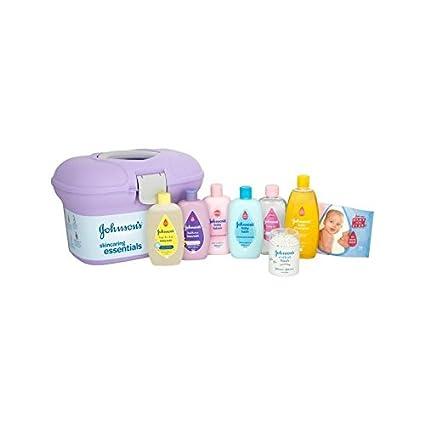 Esencial Del Bebé De Johnson Skincaring La Casilla 8 Por Paquete