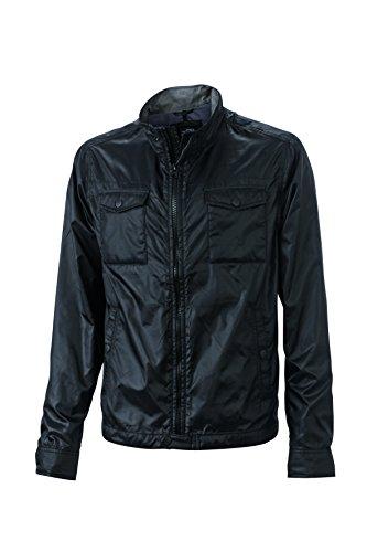 Jacket Black Viaggio Quando È Tempo In Per Men's Travel Ideale Si Moderna Il Giacca E Libero Leggera w4qZUZ