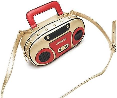 Lui Sui unique rétro radio Sac à bandoulière Nouveau Style