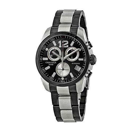 (Certina DS Rookie Chronograph Men's Quartz Watch)