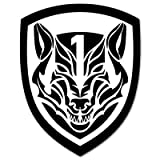 Medal of Honor Wolfpack vynil car sticker 4