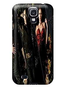 Amazing pattern tpu skin case cover with texture for Samsung Galaxy s4 of The Vampire Diarie in Fashion E-Mall