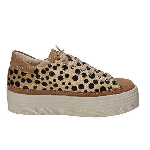 Nero Camoscio 2 40 Ad444 Cavallino Beige Star Sneakers Donna Eu nq8wxFYqA