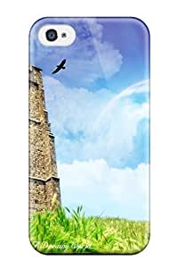 Durable Castle Dreamy World Back Case/cover For Iphone 5C