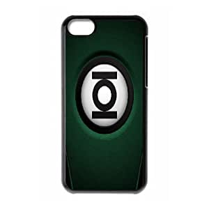 iPhone 5c Cell Phone Case Black Green Lantern 2 Pccwt