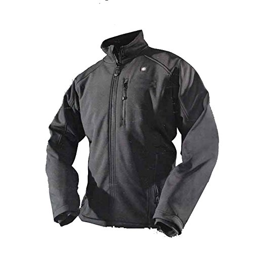 Cordless 7.4v Men's Heated Jacket Winter Outdoor Down Wear With Battery and Charger