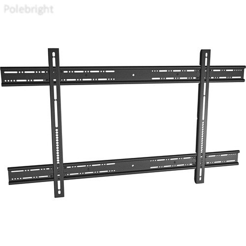 PSB-2300 Custom Interface Bracket for Large Flat Panel Mounts - Polebright update (Panel 2300 Flat)