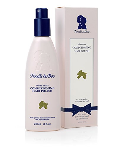 Noodle & Boo Conditioning Hair Polish, 8 Ounce Bottle