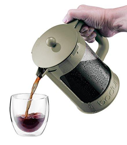 Bodum Bean Cold Brew Coffee Maker, Press, Plastic, 1.5 Liter, 51 Ounce, Black by Bodum (Image #6)