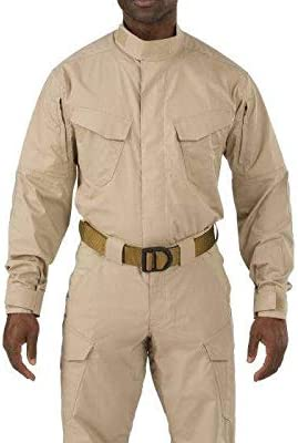 Water Resistant Style 72416 5.11 Tactical Mens Stryke TDU Long Sleeve Shirt Teflon Treated