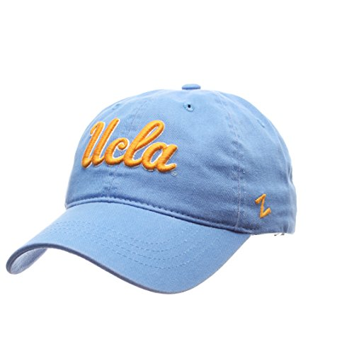 (ZHATS UCLA Bruins Scholarship Relaxed Fit Dad Cap - NCAA, Adjustable One Size Baseball Hat )