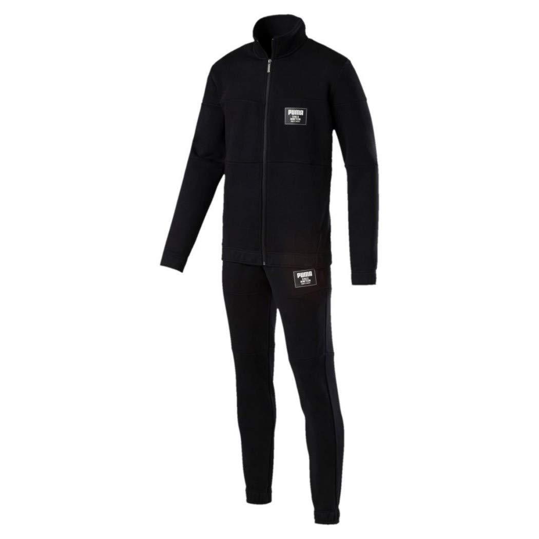 Puma 851563 Tuta Man: : Vêtements et accessoires