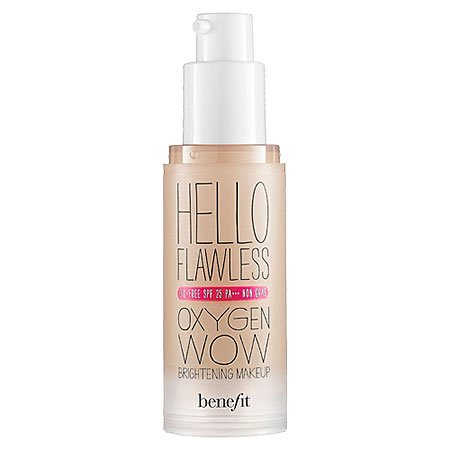 - Benefit Cosmetics hello flawless oxygen wow! - CHAMPAGNE