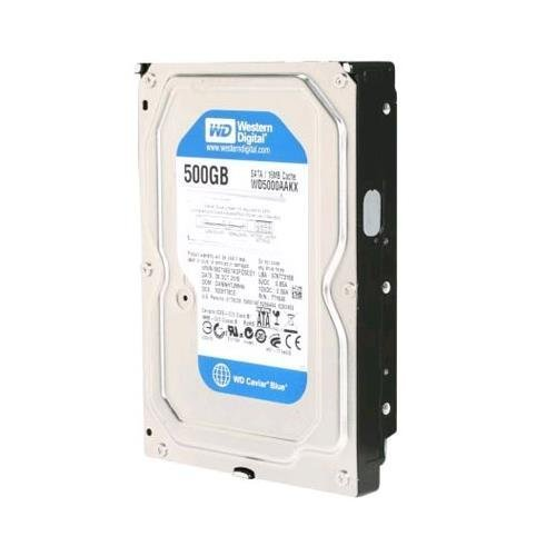 western digital 500gb - 2