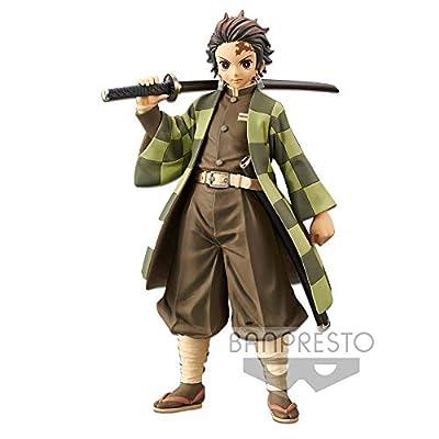 Banpresto Kimetsu No Yaiba Figure Vol.2 (A.Tanjiro Kamado): Toys & Games