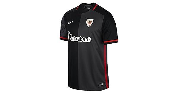 9d281887803 Nike Equipacion Athletic Club Talla 2º Oficial 20152016 Camiseta xqYCqndw