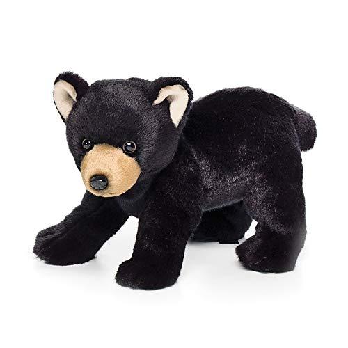- Nat and Jules Sitting Large Black Bear Children's Plush Stuffed Animal Toy