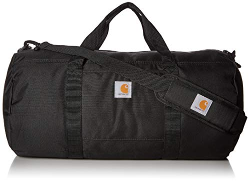Carhartt Trade Series 2-in-1 Packable Duffel with Utility Pouch, Black