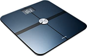 Withings WiFi Body Scale Black