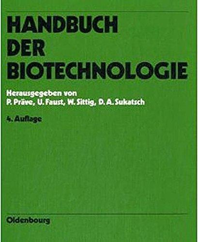 Handbuch der Biotechnologie