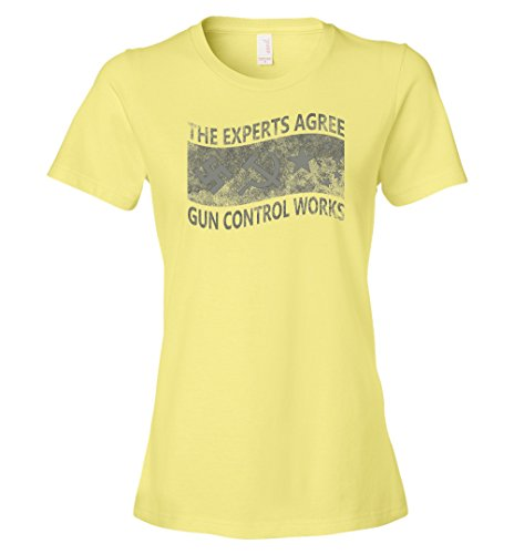 Boundless Tee Experts Agree Gun Control Works (Experts Agree Gun Control)