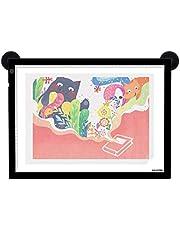 """HUION Caja de luz de 23.5"""" (59.7 cm) - Calcado, fotografía, arte - Tamaño A3 - Incluye soportes de goma y papel de calcado"""