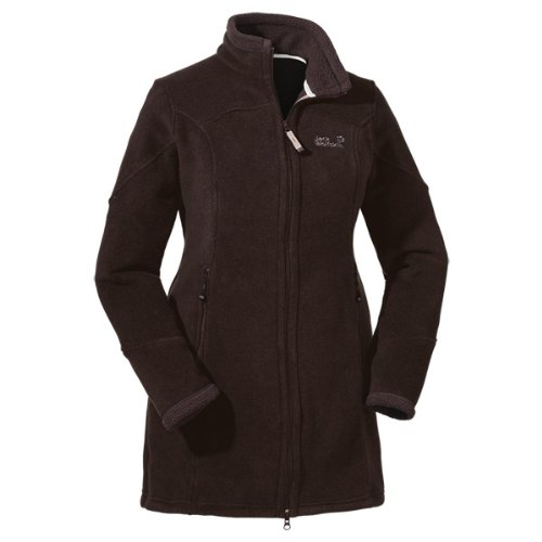 many styles shopping hot product Jack Wolfskin Damen Fleecemantel Pumori