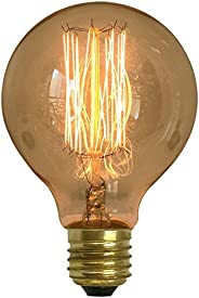 Lampada Filamento de Carbono G80 40W 110V