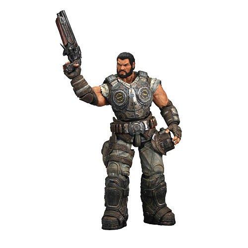 (Gears of War 3 Series 2 Dominic Santiago Action Figure )