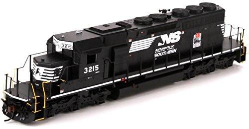 Athearn - HO RTR SD40-2, NS/NMRA Logo #3215