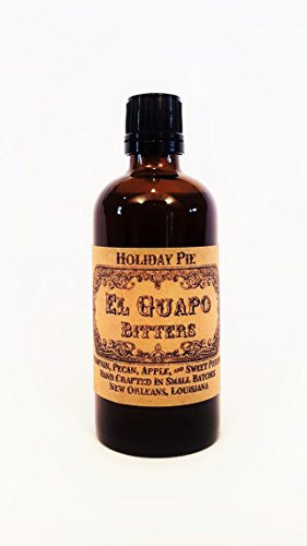 El Guapo Bitters Holiday Pie - Limited Edition Fall/Winter!