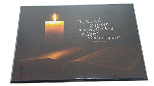 Assorted Inspirational Message Wooden Wall Plaque, 6
