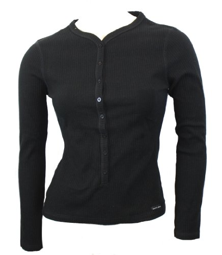 Nautica Buttoned Long Sleeve Pullover