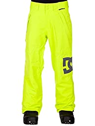 DC Banshee 13 Insulated Pant - Boys\' Lime, XL