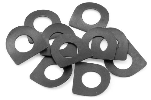 (Bikers Choice Footrest Spring Washers 18001CH4)
