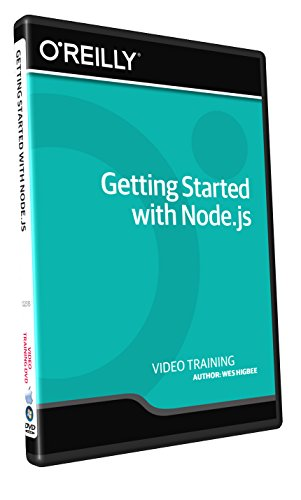 Getting Started with Node.js - Training DVD