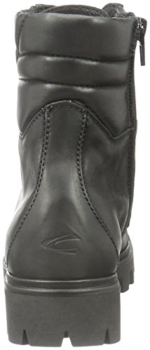 camel active Vogue 71, Stivaletti Donna Nero (Black 01)