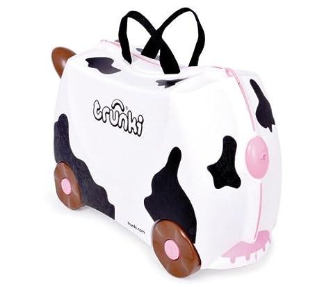 9ea67315b TRUNKI Maleta Trunki vaca (9220004): Amazon.es: Juguetes y juegos