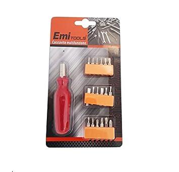 Emi Tools - Destornillador multiusos: Amazon.es: Bricolaje y ...