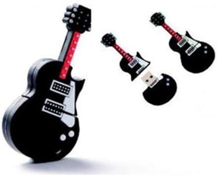 Lote de 10 Pendrive Memoria USB Llavero Guitarra 4GB: Amazon.es: Electrónica