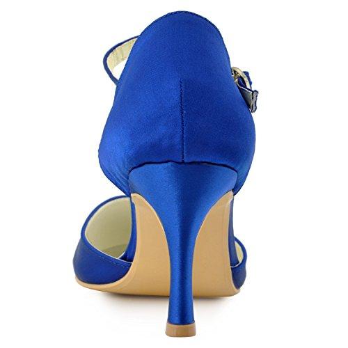 Minitoo , Escarpins pour femme Blue-6.5cm Heel