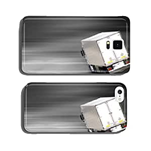 Truck on the road cell phone cover case Samsung S5
