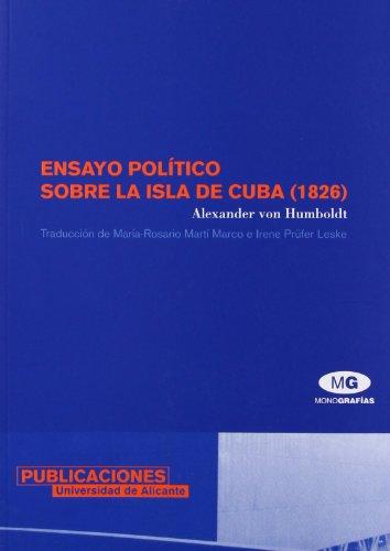 Descargar Libro Ensayo Político Sobre La Isla De Cuba A. Von Humboldt