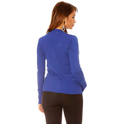 Miss Wear Line - Giacca da abito - Collo a V  -  donna