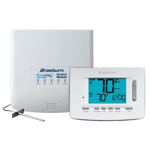Braeburn 7500 Universal Wireless Kit 7, 5-2 Day or Non-Programmable 3H