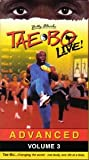 Tae Bo: Advanced Live 3 [VHS]