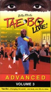 Tae Bo: Advanced Live 3 [VHS] by Century